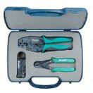 Набор инструментов для работы с коаксиальными кабелями 6PK-3010