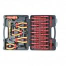 Набор инструментов с высоковольтной изоляцией PK-2808
