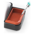 CL0236 Емкость для стряхивания припоя и чистки картридж-наконечников