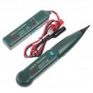 Тестер кабеля (замыкание,обрыв, идентиф. в многож. кабелях) Mastech MS6812