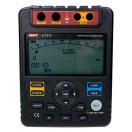 Измеритель сопротивления изоляции цифровой, порт USB UNI-T UT512