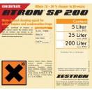 Промывочная жидкость для отмывки палет и подплатников ATRON SP 200, концентрат, канистра 25 литров, Z5930