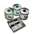 Припой трубчатый не требующий отмывки Sn63/Pb37 CW-807, 0,5мм WIREFC-53092-0500