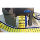 Кембрик из термоусадочной трубки для термотрансферной печати Deray DMS NH