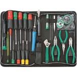 Набор базовых инструментов для электроники 1PK-813B