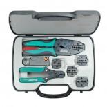 Набор инструментов для работы с коаксиальными кабелями 6PK-330K