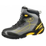 Ботинки защитные женские/мужские, серый/жёлтый 2590.34252