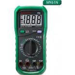 Мультиметр цифровой автоматический Mastech MY61N