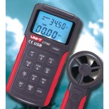 Анемометр-термометр с крыльчаткой цифровой, порт USB UNI-T UT362