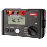 Тестер электрических цепей(измеритель заземления и сопротивления изоляции) цифровой UNI-T UT526
