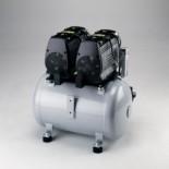 Компрессор безмасляный с фильтром-регулятором JUN-AIR 2ХOF302-40B