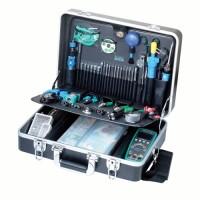 Набор инструментов для монтажа сетей на витой паре профессиональный 1PK-938EB
