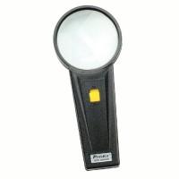 Лупа ручная с подсветкой 8PK-MA006