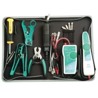 Набор инструментов для тестирования кабелей PK-4015