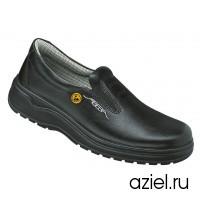 Ботинки защитные черные мужские 2590.31037