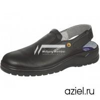 Ботинки unisex черные 2590.31035