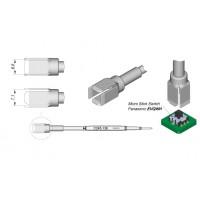 Картридж-наконечник JBC C245-136 для выпайки микропереключателей 6,5х7,1 мм