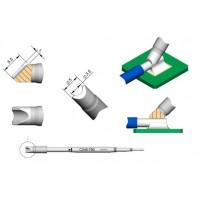 Картридж-наконечник JBC C245-760 для пайки кабеля или цилиндрических деталей до Ø=3,5 мм