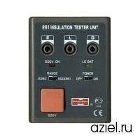 Измеритель сопротивления изоляции (приставка к токовым клещам) Mastech M261