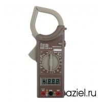 Клещи токоизмерительные цифровые Mastech M266F