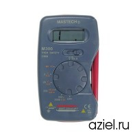 Мультиметр цифровой Mastech M300