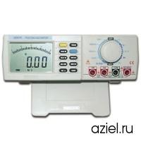 Мультиметр настольный цифровой автоматический Mastech M9803R