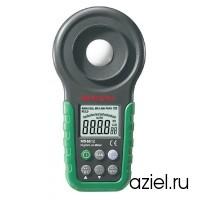 Люксметр цифровой (измеритель освещенности) Mastech MS6612