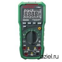 Мультиметр MS8250C цифровой с датчиком бесконтактного обнаружения AC, TRMS/USB интерфейс Mastech