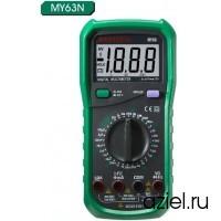 Мультиметр цифровой автоматический Mastech MY63N