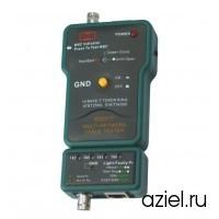 Тестер кабеля (замыкание, обрыв, идентиф.в многожильных кабелях) Mastech MS6810