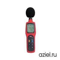 Измеритель уровня шума (шумомер) 30 to 130dB цифровой UNI-T UT352