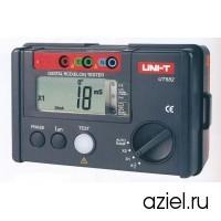 Тестер УЗО цифровой UNI-T UT582