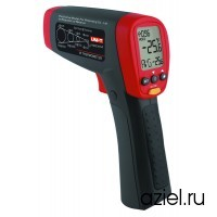 Инфракрасный термометр (пирометр) -18c/+350c цифровой профессиональный UNI-T UT301A