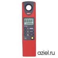 Измеритель освещенности (люксметр) цифровой UNI-T UT381