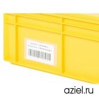 Держатель этикетки самоклеющийся (упаковка 10 шт.) арт.5221.4IPD.250