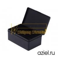 Коробка антистатическая с откидной крышкой, 130x80x50мм арт. 5351.1308.050