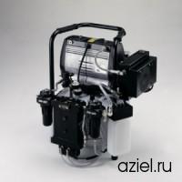 Компрессор безмасляный с фильтром-регулятором и осушителем в шумозащитном кожухе JUN-AIR OF1202-40MD3