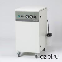 Компрессор безмасляный с фильтром-регулятором и осушителем в шумозащитном кожухе JUN-AIR OF302-25MD2