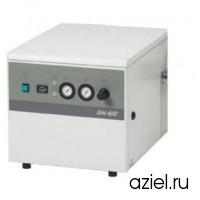 Компрессор безмасляный с фильтром-регулятором в шумозащитном кожухе JUN-AIR OF302-4M