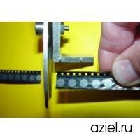 Ножницы для резки лент с компонентами ReOn F0382E аналог CT-51304
