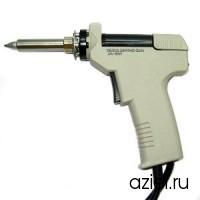Паяльник-пистолет с оловоотсосом ZD-552