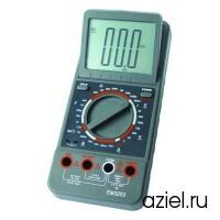 Мультиметр EM-3203 универсальный S-line