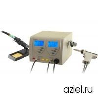 Паяльная станция цифровая монтажная/демонтажная ZD-917