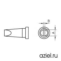 Жало LT-A (арт. 0054444099)