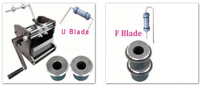 Установка обрезки и формовки Aziel 904А для осевых компонентов в ленте и россыпью тип U и F